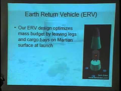 Orbiter Mars Direct Project - Mars Society 2006, Washington DC (Part 1)