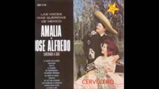 Jose Alfredo Y Amalia Mendoza YouTube Videos