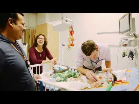 Welcome to Seattle Children's Cardiac Intensive Care Unit (CICU)