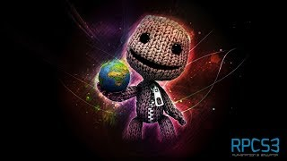 LittleBigPlanet - RPCS3 TEST 2 (InGame / Close To Playable)