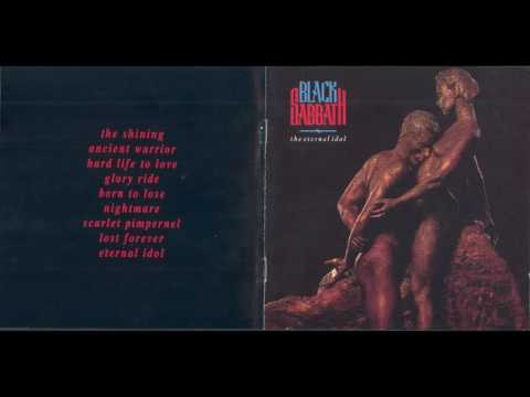 Black Sabbath - Eternal Idol(Lyrics)