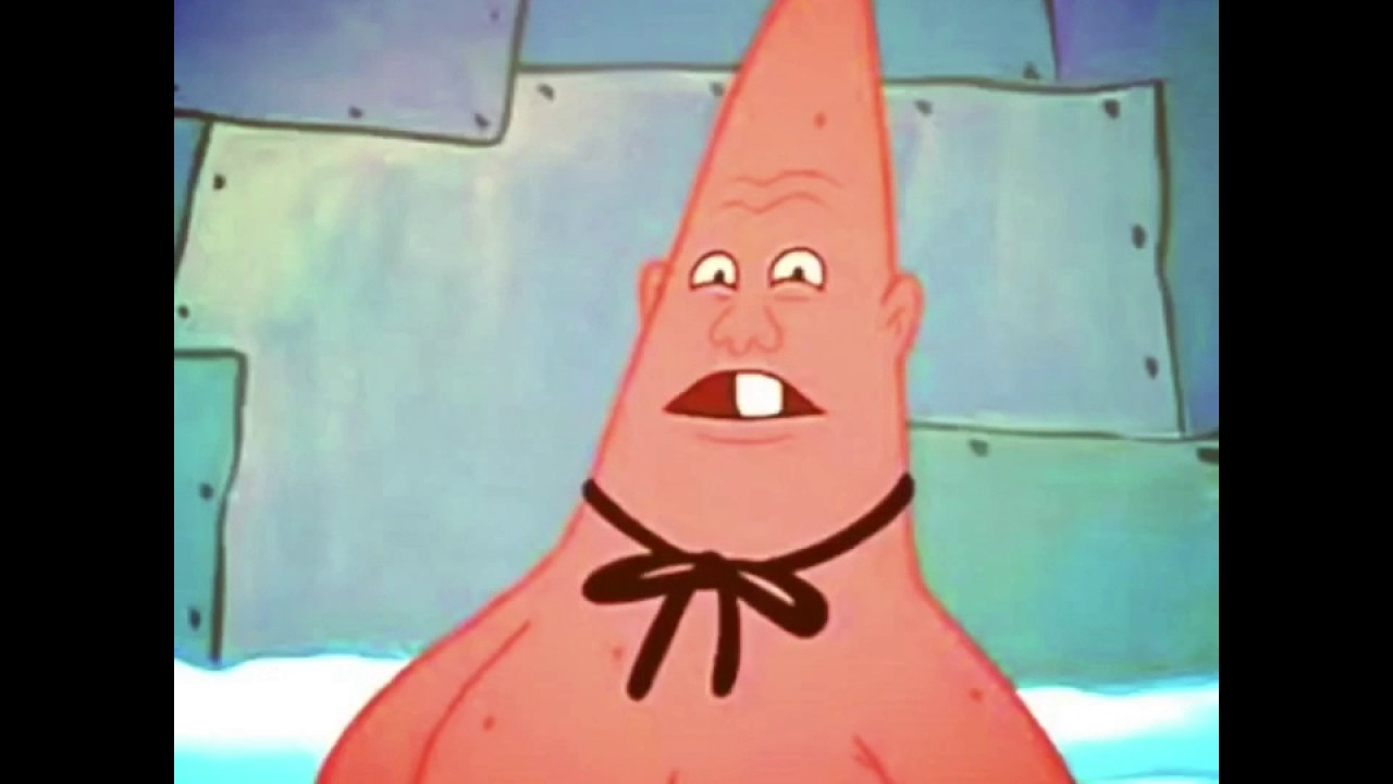 Top 10 Funniest Pictures Of Patrick Star Youtube