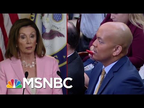 Is This Impeachment, Or Not? | Deadline | MSNBC