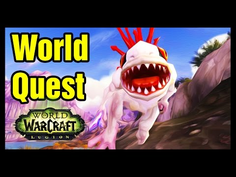 Investigation at Mak'rana Quest WoW