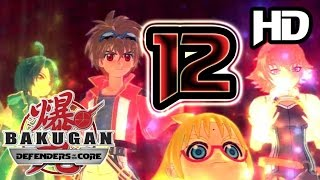 Bakugan: Defenders of the Core Walkthrough Part 12 (PS3, X360, Wii) Ending HD
