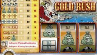 Gold Rush Slot at Cocoa Casino