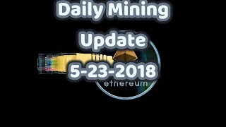 Daily Mining Farm News New Video Cards soon 5-23-2018