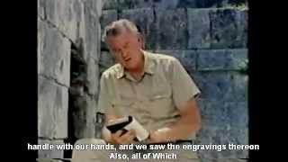 Acient America Speaks (the Book of Mormon )