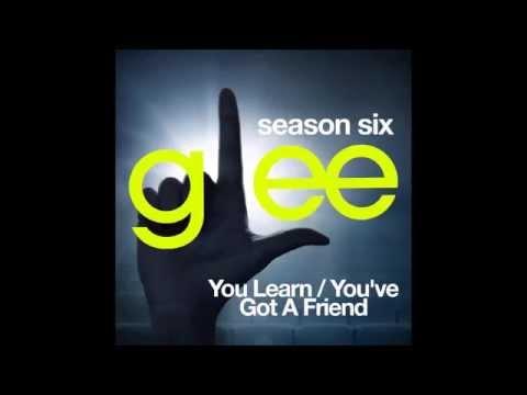glee---you-learn-/-you've-got-a-friend-(download-mp3+lyrics)