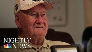 Memorializing The 'Greatest Generation,' One War Story At A Time | NBC Nightly News