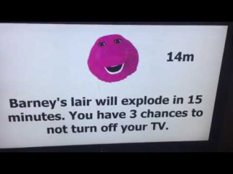 Barney error kahoot!<br><iframe title=