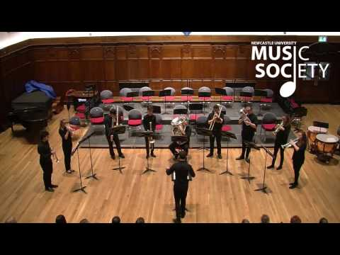Brass Ensemble - Music Society Easter Concert