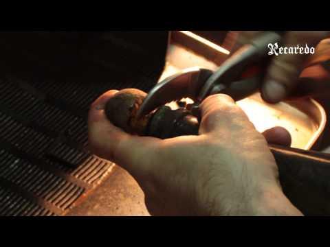 """L'artesania del """"desgorjat"""" a Recaredo"""