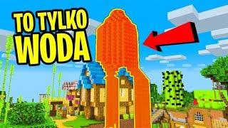 WODA TO LAWA PRANK! - EKSTRA TROLL!   Minecraft Ferajna