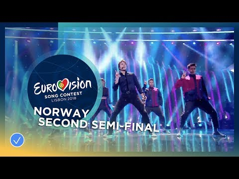 Alexander Rybak - That's How You Write A Song - Norway - LIVE - Second Semi-Final - Eurovision 2018