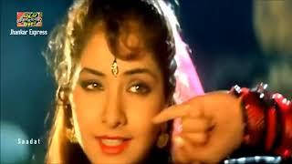 Chanchal Chandni mahki raat Jhankar HD   Jaan Se Pyaara 1992, frm saadat