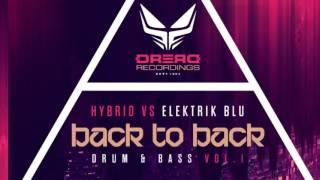 Hybrid Vs ElektrikBlu - Back to Back Drum Bass Vol 1 - DnB Samples