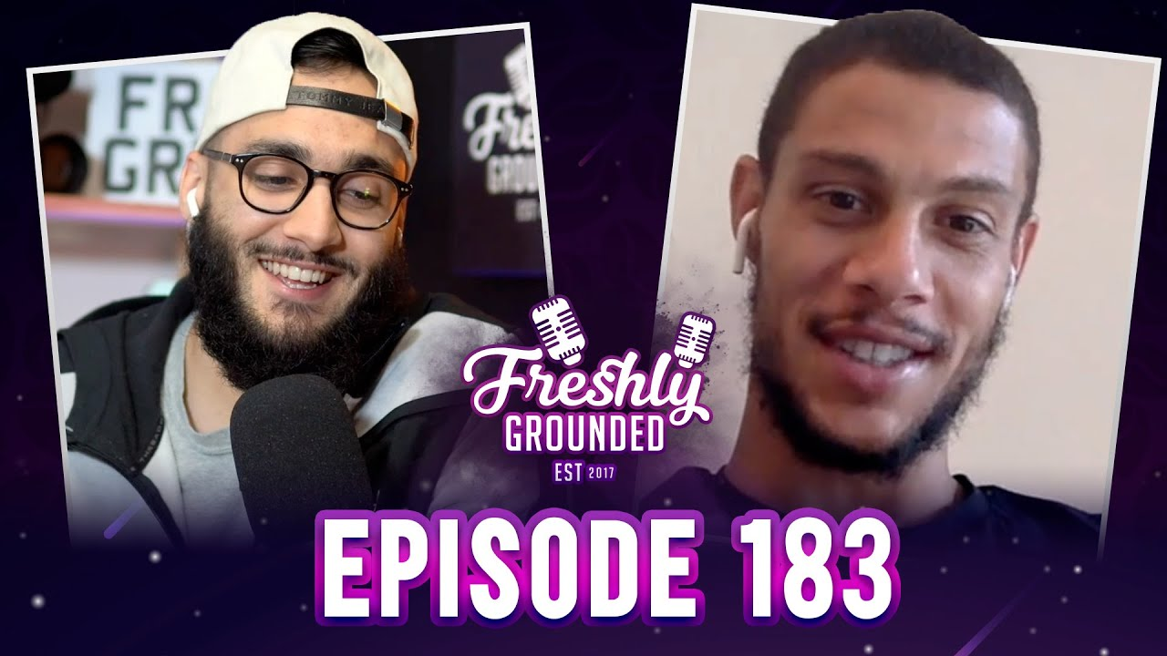 #183 Rudy Gestede: Muslim Pro Footballer Answers Your Questions On Money, Fame, Religion & More