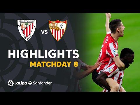 Ath. Bilbao Sevilla Goals And Highlights