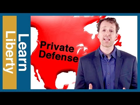 Foreign Policy Explained, Ep.11: Should We Privatize National Defense? - Learn Liberty