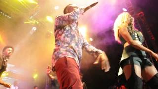 Chosen performs Wadawa with Sheeba Karungi