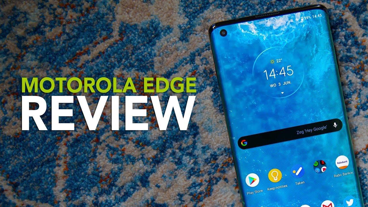 Motorola Edge review: 3 redenen (en niet) om het te kopen