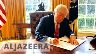 US travel ban: Trump's administration prepares for court battle