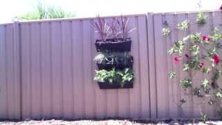 Big Green Leaf - Vertical Garden Trellis