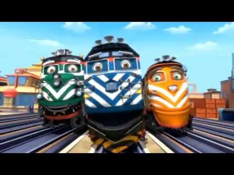 ЧАГГИНГТОН ПАРOВОЗИКИ ИЗ ЧАГГИНГТОНА Новые Серии от Рома Шоу Chuggington Trains Toys Chuggington