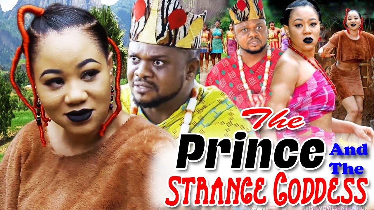 Download The Prince & The Strange Goddess Part 3&4 - Chinenye Ubah & Ken Erics Latest 2020 Nollywood Movies.