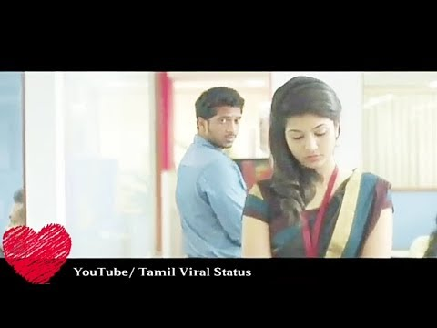 Best Love Whatsapp Status   Tamil Love Album   Ennavale Ennai Maranthathu Yeno
