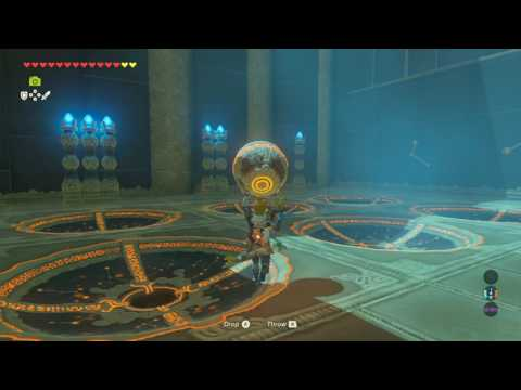"Keo Ruug Shrine ""Fateful Stars"" Explained - The Legend of Zelda: Breath of the Wild"