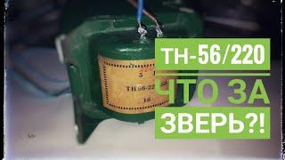 Трансформатор ТН56 220 50  Кто такой? Обзор и параметры