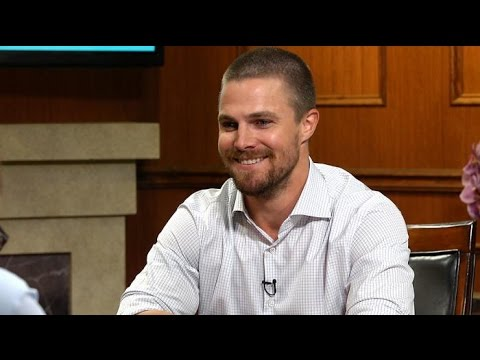 If You Only Knew: Stephen Amell | Larry King Now | Ora.TV