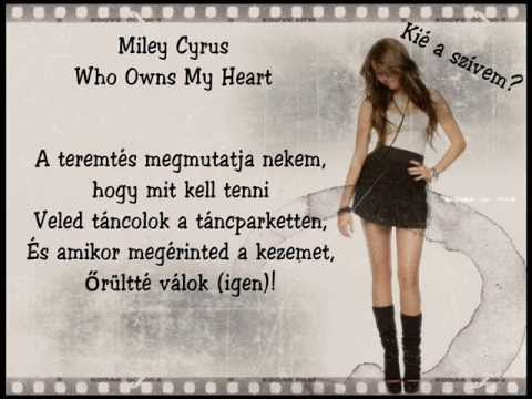Miley Cyrus -- Who Owns My Heart (Kié A...