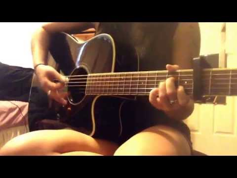 Summertime Sadness (Miley Cyrus Acoustic Cover)