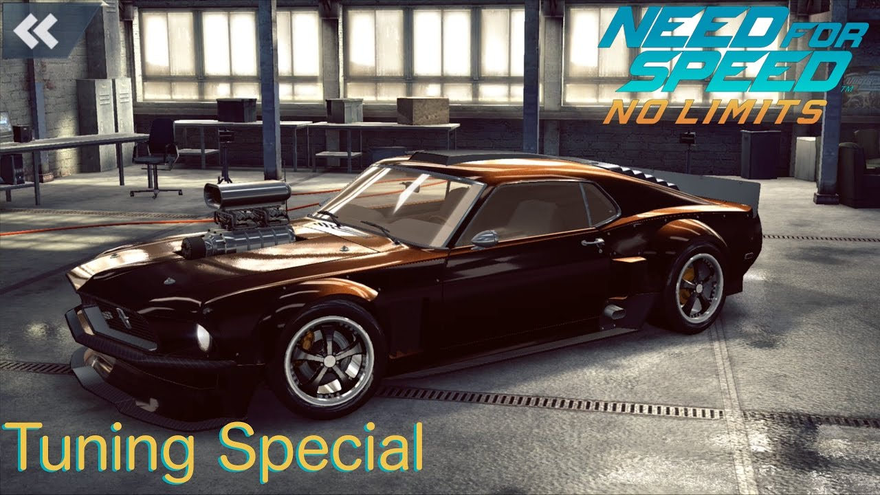 Ford Mustang Boss 302 Tuning] Need for Speed - No Limits [1080p ...