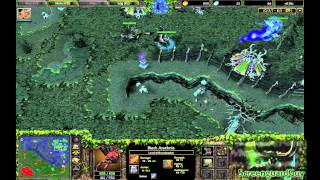 Mineski vs ARW (Mineski Infinity Opening Tournament) DotA Commentary