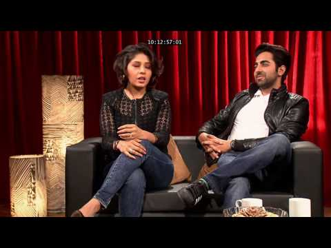 Ayushmann Khurana and Sunidhi Chauhan Exclusive Interview - Segment 2