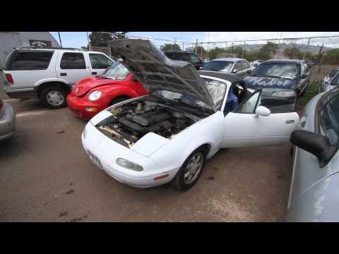 Pacific Auto Auction - Mazda Miata 1994