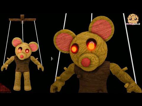 New Mari Mouse Puppet PIGGY Skin Cookie Swirl C Roblox