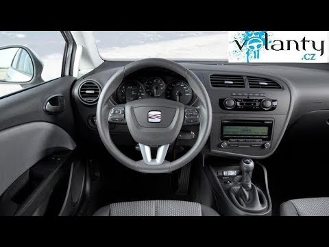 How to disassemble the steering wheel + airbag SEAT LEON II  - ALHAMBRA III