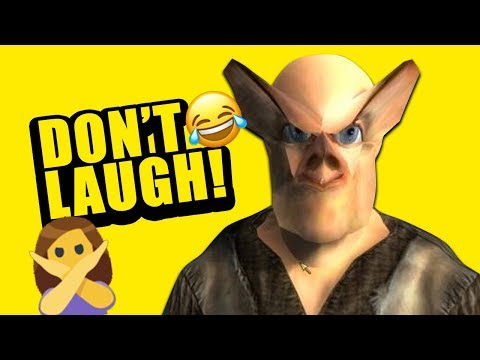 Try Not to Laugh: Oblivion Edition