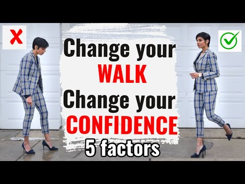 POWERFUL U0026 GRACEFUL WALKING STYLES For Confident Woman