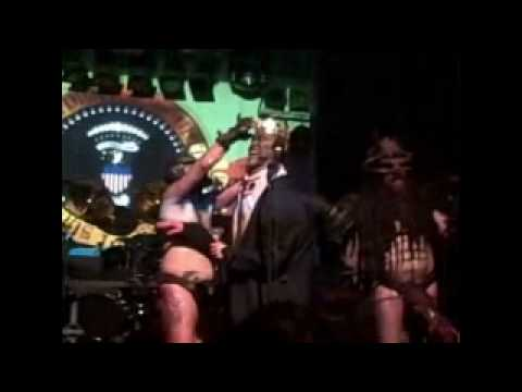 Tgod Television: GWAR 2010 Live in New Jersey