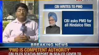 CBI will ask PMO to hand over files related to Hindalco- News X
