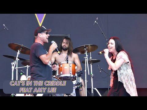 Ugly Kid Joe feat. Amy Lee - Cats in the Cradle (Legendado) @Graspop Metal Meeting 2017