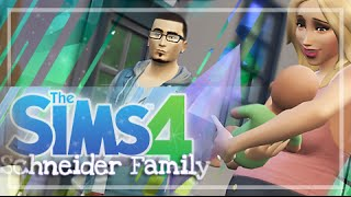 The Sims 4: Updated Household -  Schneider Family.