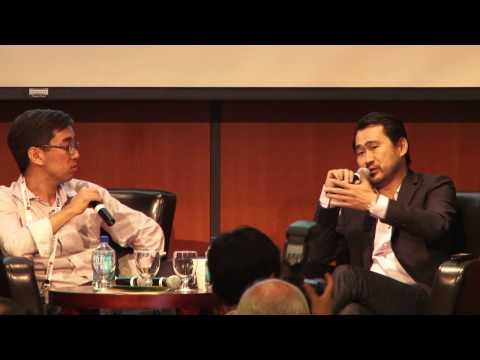 [beGLOBAL Palo Alto 2013] Fireside Chat - Global Entrepreneurship and Paying it Forward