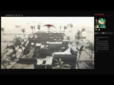 Niclas131313s PS4-livesändning